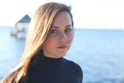 Laura's Pre-Mitzvah Portraits