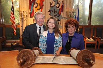 Maddie's Torah Portraits