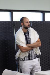 Yahli's Bar Mitzvah