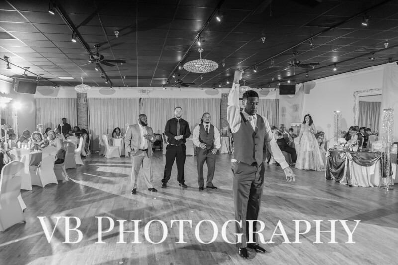 Christina and Terrell Wedding - Kalubys Dance Hall  - July 2017-503