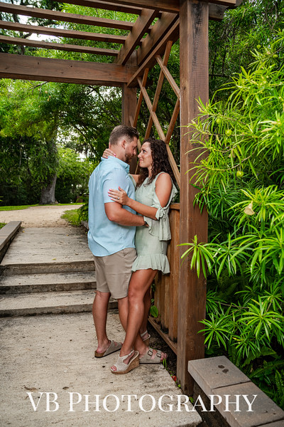 Colbi and Anthony Engagement Session - July 2019