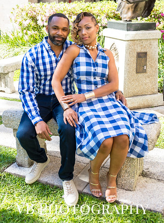 DeAyra and Michael - Couples Session - March 2018