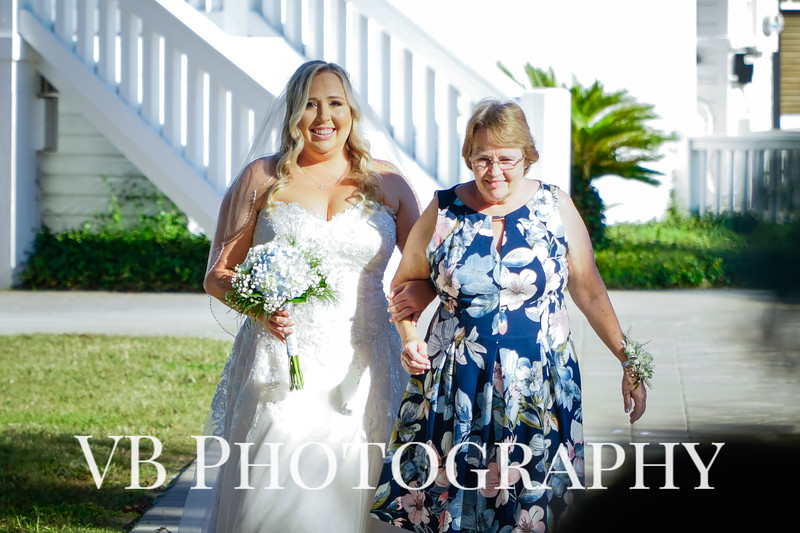 Jamie and Richard Wedding  - October 2018 - The Hilliard Mansion - VB Photography-44
