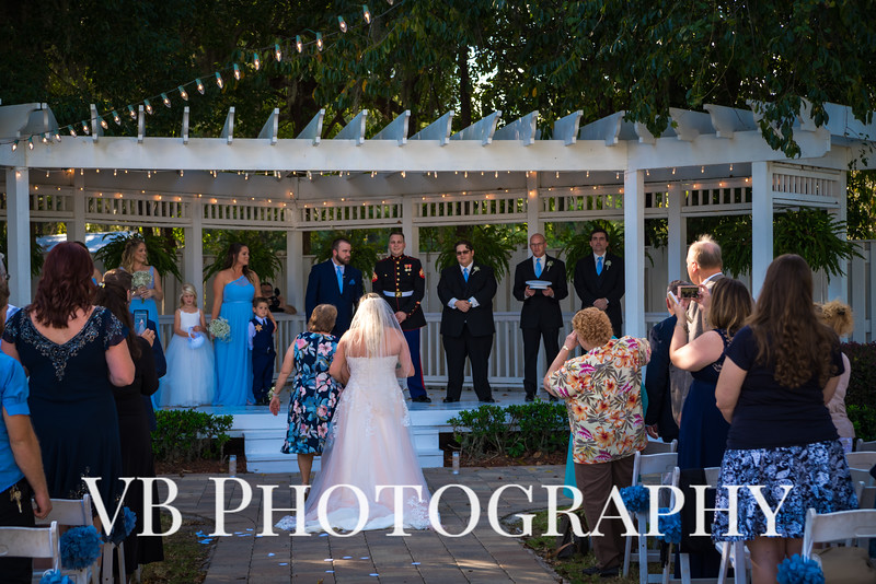 Jamie and Richard Wedding - October 2018 - The Hilliard Mansion - VB Photography-232