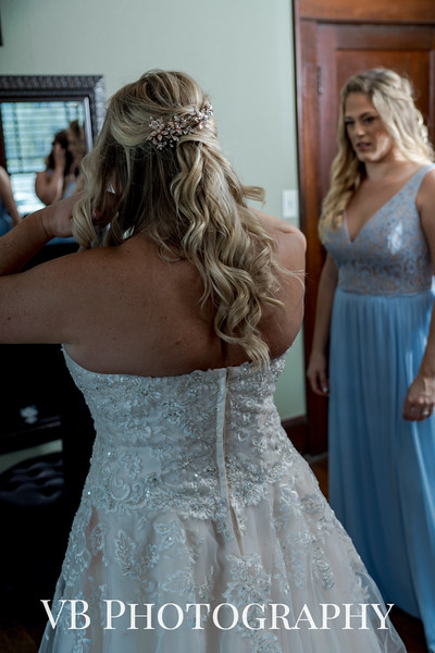 Jamie and Richard Wedding - October 2018 - The Hilliard Mansion - VB Photography-109
