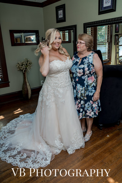 Jamie and Richard Wedding - October 2018 - The Hilliard Mansion - VB Photography-132
