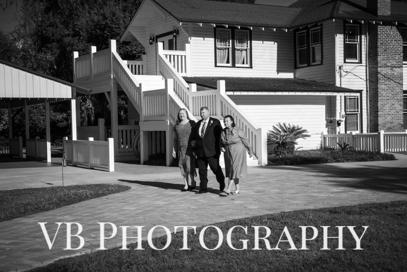 Jamie and Richard Wedding - October 2018 - The Hilliard Mansion - VB Photography-189