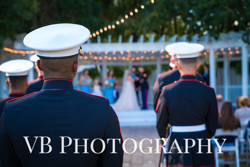Jamie and Richard Wedding - October 2018 - The Hilliard Mansion - VB Photography-248