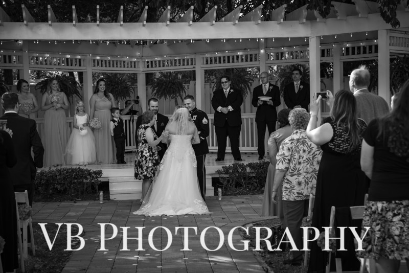 Jamie and Richard Wedding - October 2018 - The Hilliard Mansion - VB Photography-235