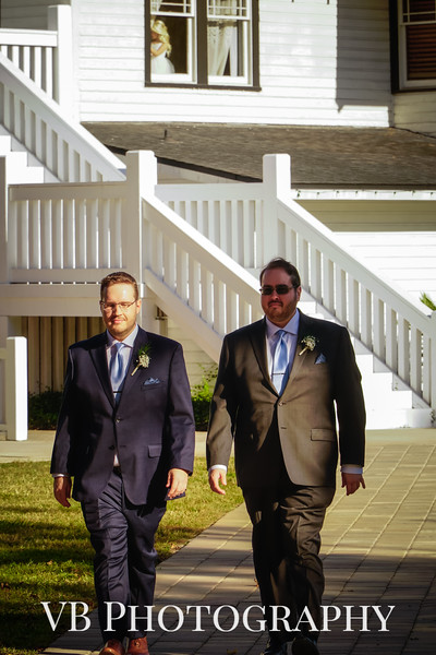 Jamie and Richard Wedding  - October 2018 - The Hilliard Mansion - VB Photography-34