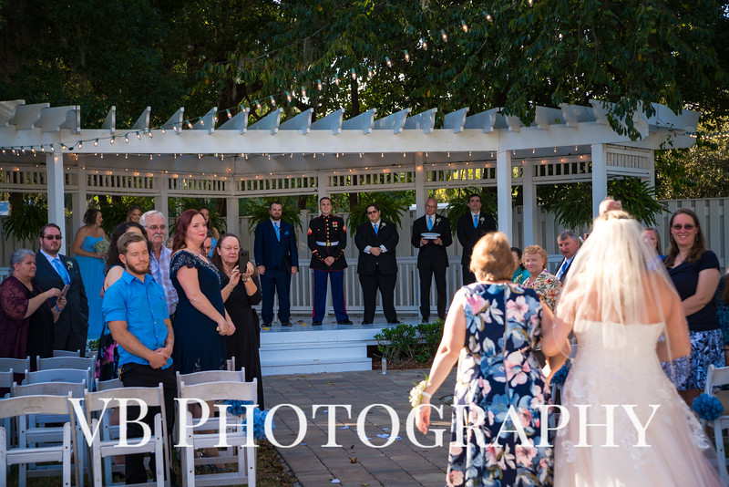 Jamie and Richard Wedding - October 2018 - The Hilliard Mansion - VB Photography-230