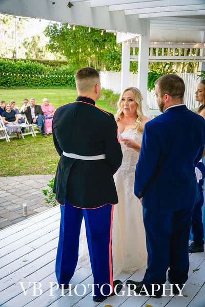 Jamie and Richard Wedding  - October 2018 - The Hilliard Mansion - VB Photography-52