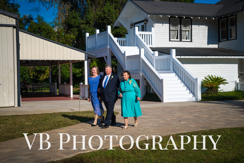 Jamie and Richard Wedding - October 2018 - The Hilliard Mansion - VB Photography-190