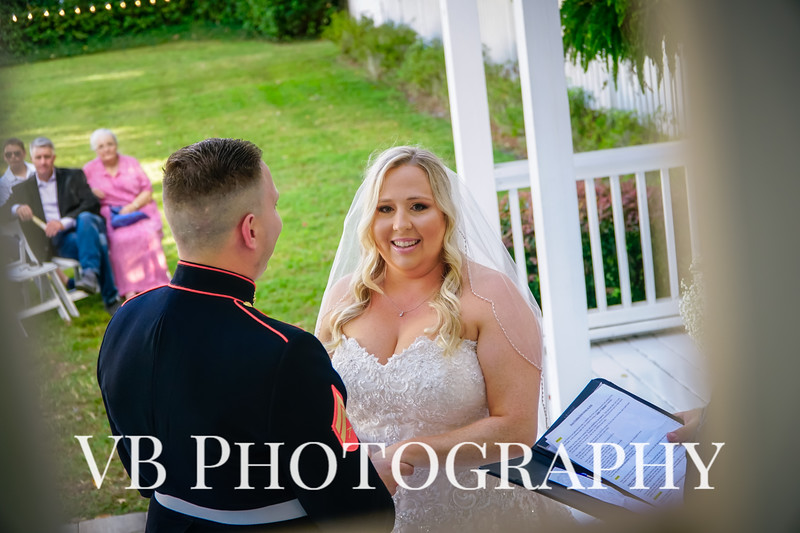 Jamie and Richard Wedding  - October 2018 - The Hilliard Mansion - VB Photography-57