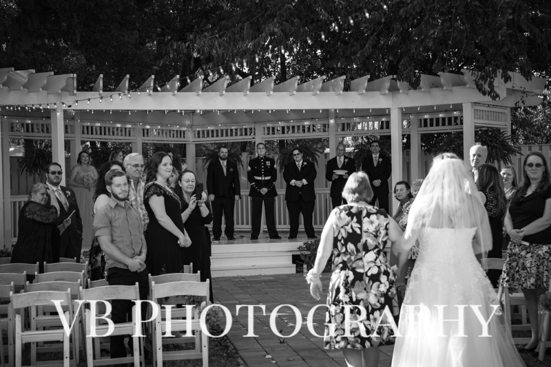Jamie and Richard Wedding - October 2018 - The Hilliard Mansion - VB Photography-231