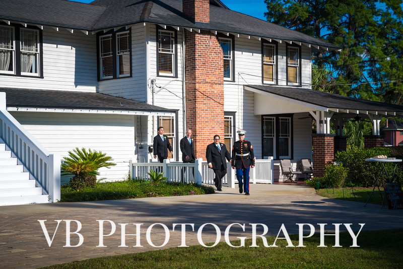 Jamie and Richard Wedding - October 2018 - The Hilliard Mansion - VB Photography-180