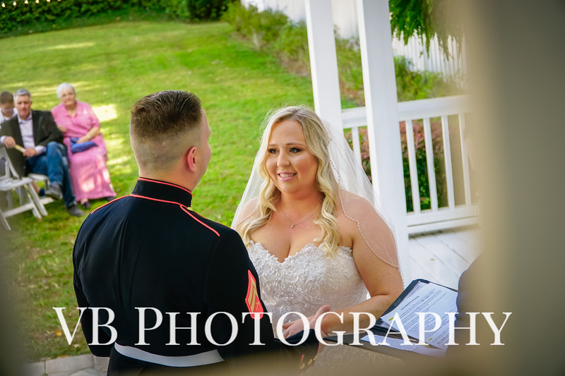 Jamie and Richard Wedding  - October 2018 - The Hilliard Mansion - VB Photography-56
