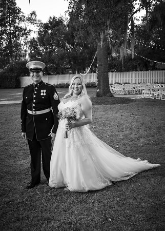 Jamie and Richard Wedding - October 2018
