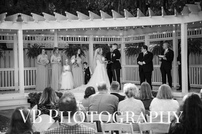 Jamie and Richard Wedding - October 2018 - The Hilliard Mansion - VB Photography-254