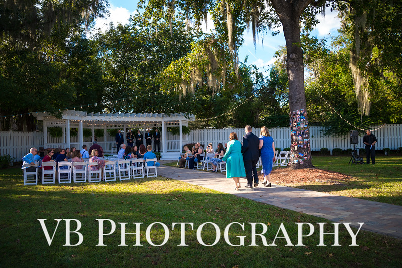 Jamie and Richard Wedding - October 2018 - The Hilliard Mansion - VB Photography-192
