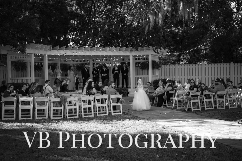 Jamie and Richard Wedding - October 2018 - The Hilliard Mansion - VB Photography-218