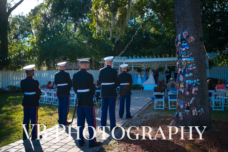 Jamie and Richard Wedding - October 2018 - The Hilliard Mansion - VB Photography-240