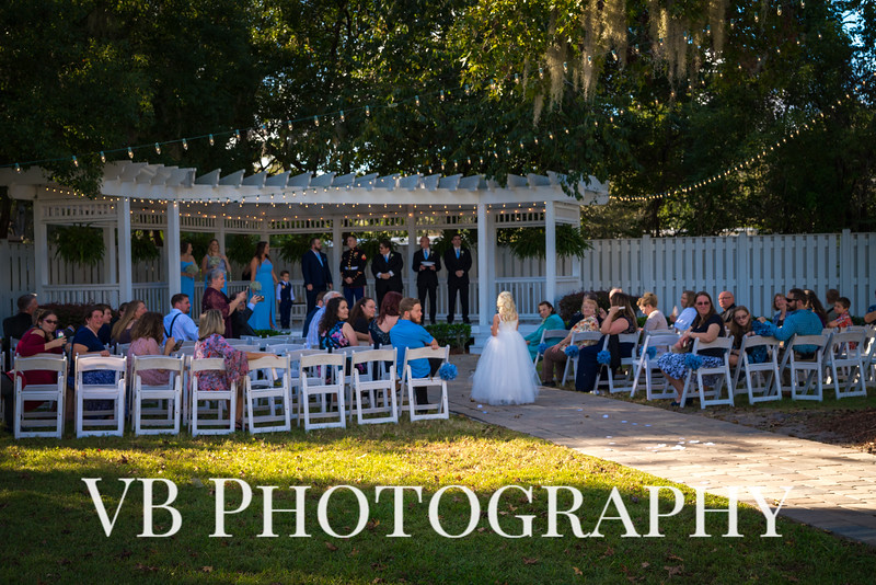 Jamie and Richard Wedding - October 2018 - The Hilliard Mansion - VB Photography-219