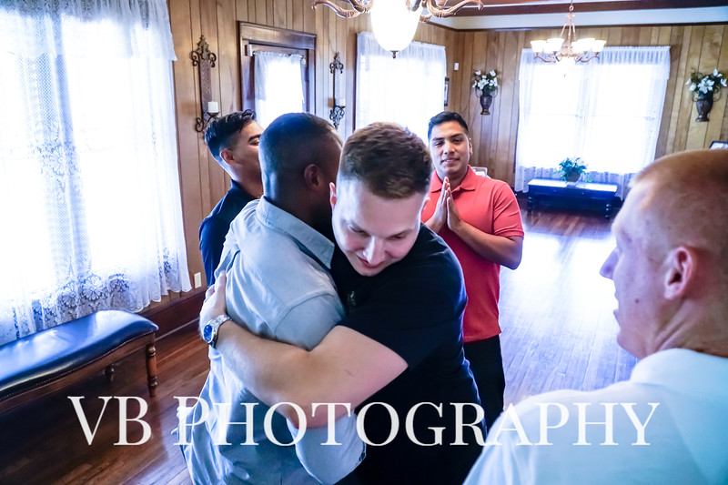 Jamie and Richard Wedding  - October 2018 - The Hilliard Mansion - VB Photography-9
