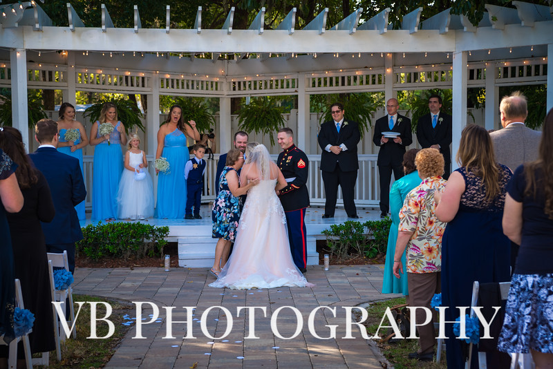 Jamie and Richard Wedding - October 2018 - The Hilliard Mansion - VB Photography-236