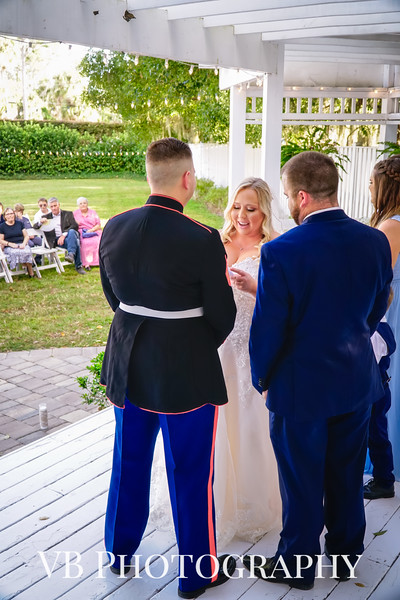 Jamie and Richard Wedding  - October 2018 - The Hilliard Mansion - VB Photography-50