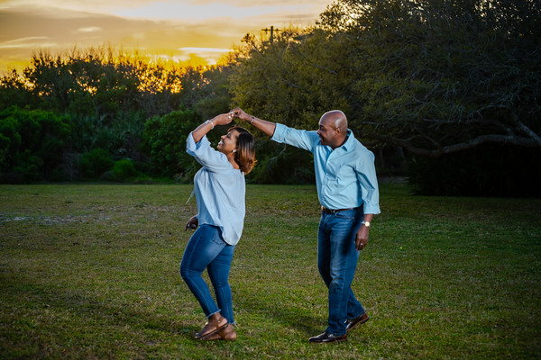 Keisha and Michael Engagement  - March 2019-46