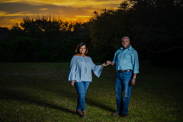 Keisha and Michael Engagement  - March 2019-51