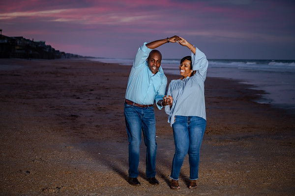 Keisha and Michael Engagement  - March 2019-85