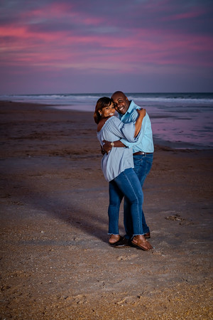 Keisha and Michael Engagement  - March 2019-70