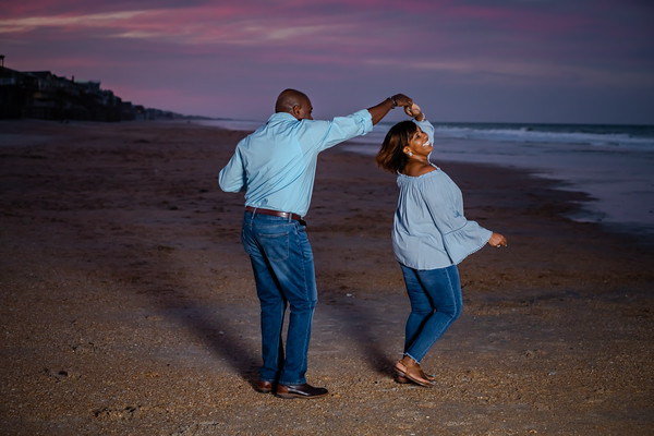 Keisha and Michael Engagement  - March 2019-84