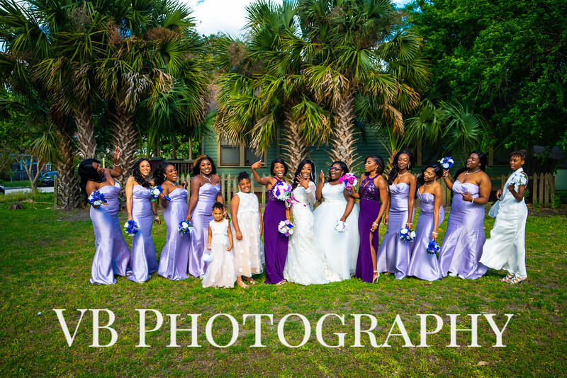 Martina and Olberson Wedding - April 2019-298