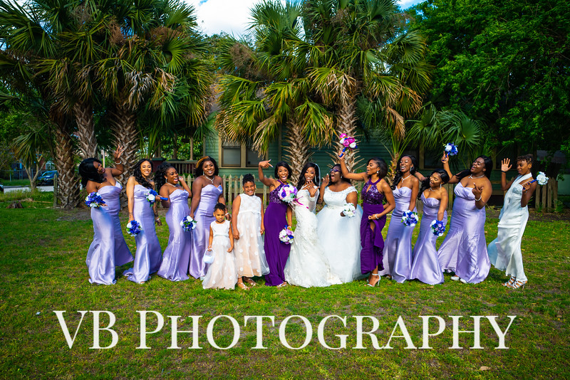 Martina and Olberson Wedding - April 2019-299