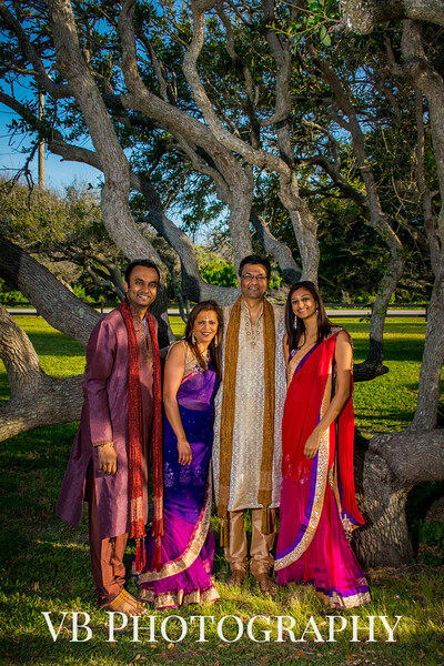Rishi Patel Family - May 2018