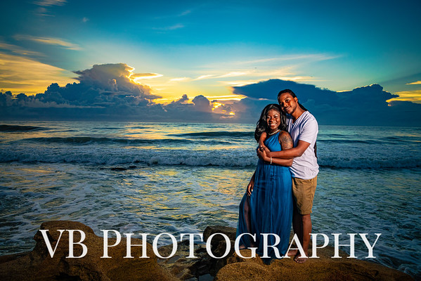 Shoolov and Scott Engagement Session - July 2019