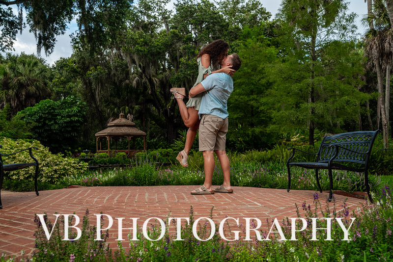 Colbi and Anthony Engagement Session - July 2019-36