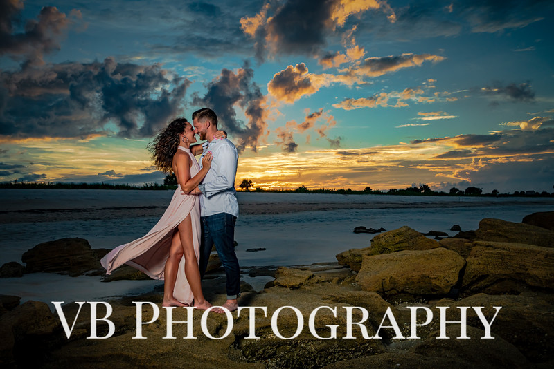Colbi and Anthony Engagement Session - July 2019-128