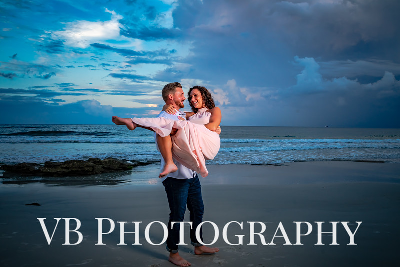 Colbi and Anthony Engagement Session - July 2019-91