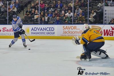 Jacksonville Icemen Vs Atlanta Gladiators