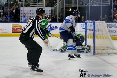 Jacksonville Icemen Vs Florida Everblades