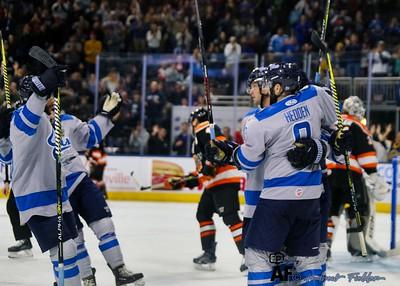Jacksonville Icemen Vs Fort Wayne Komets
