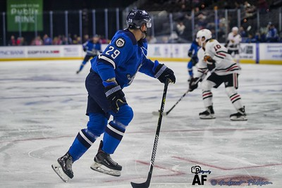 Jacksonville Icemen Vs Indy Fuel