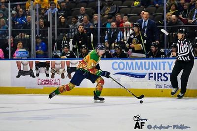 Jacksonville Icemen Vs Newfoundland Growlers