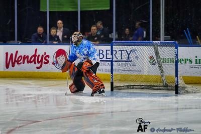 Jacksonville Icemen Vs Worcester Railers