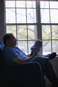 Ray welcomes Baby Warren