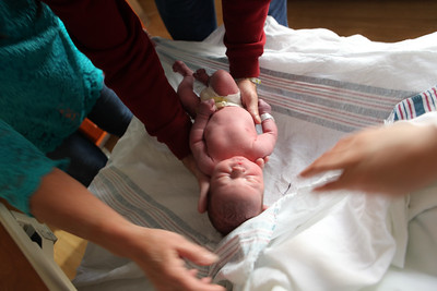 The Birth of Oliver Finn